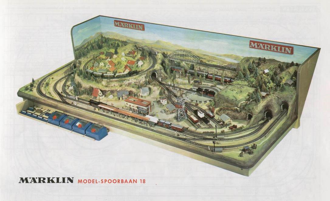 September 1959 Marklin catalogue | Modeltreinen, Trein