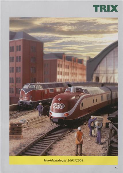 Trix Hauptkatalog 2002//2003